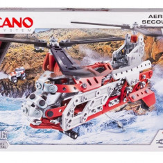 Meccano - Set constructie Elicopter de salvare, 406 piese