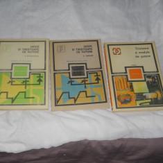 Diode si tiristoare de putere - 2 vol. si Tiristoare si module de putere catalog, Alta editura, 1989