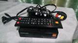 RECEIVER HD ORANGE SAMSUNG MODEL GX-OR530SK FUNCTIONAL+ACCESORII