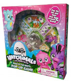 Joc pop up cu zaruri - Hatchimals, Spin Master