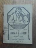 ARDEALUL SI ARDELENII- VICTOR LAZAR, 1921, ILUSTRATA