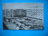 HOPCT 40650 CALEA GRIVITEI IN 1968 TRAMVAI / AUTOMOBIL-BUCURESTI-RPR-CIRCULATA