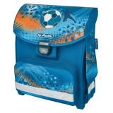 Ghiozdan ergonomic neechipat Herlitz Smart Soccer + CADOU