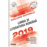 Evaluare nationala 2019. Limba si literatura romana, corint