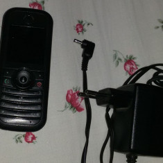 MOTOROLA W205 functional pt orice cartela - telefon simplu, Negru, Nu se aplica, Neblocat