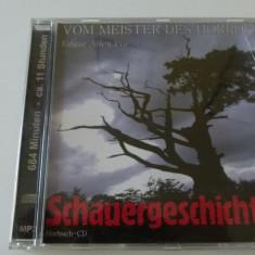 Schauergeschichte - Edgar Allen Poe  - mp3