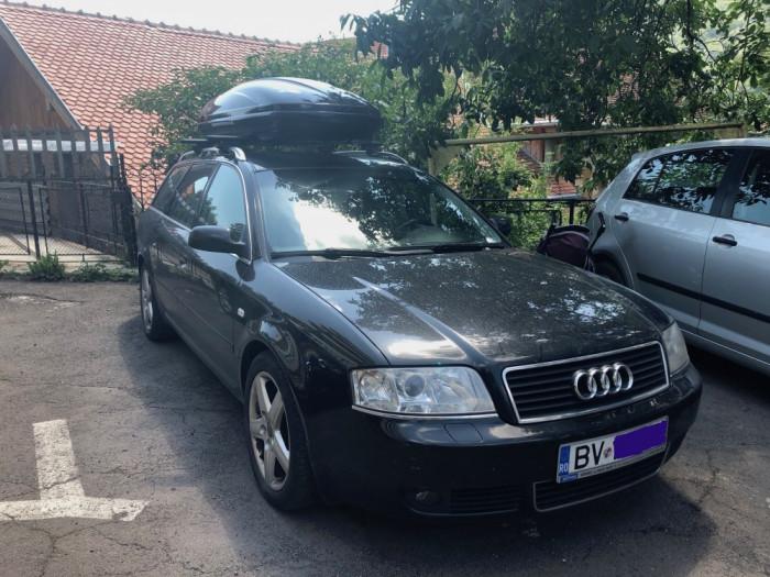 Audi A6 Avant 2.5TDI 163cp