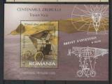 2006 Romania,LP 1713-Centenarul zborului Traian Vuia,colita-MNH, Nestampilat