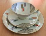 Set - mic dejun / ceai / cafea - de colectie - Seltmann Weiden - 1977 - 1 pers., Seturi