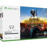 Consola Microsoft Xbox One S 1TB + PLAYERUNKNOWN'S Battlegrounds