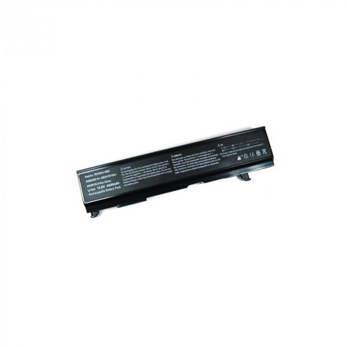 Acumulator Toshiba Satellite A100-A135-M70 Capacitate 4400 mAh
