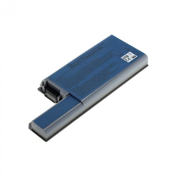 Acumulator pentru Dell Latitude D531-D820-D830 660 Capacitate 6600 mAh
