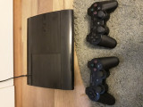 Sony PS3 500GB 2 controllere + 4 jocuri