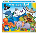 Joc Educativ Loto Unde Locuiesc Where Do I Live