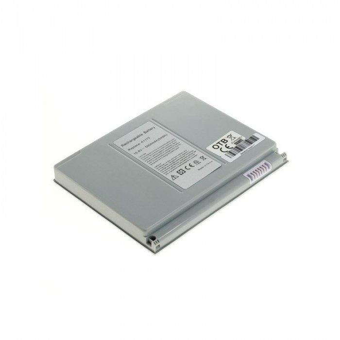 Acumulator pentru Apple macbook 15 inch Capacitate 5200 mAh