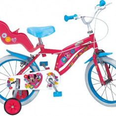 "Bicicleta 14"" Mickey Mouse Club House, Fete, Toimsa"