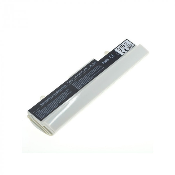 Acumulator pentru Asus Eee PC 1101HA Capacitate 4400 mAh