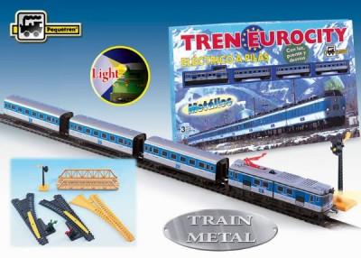 Trenulet Electric Calatori Eurocity foto