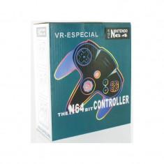 Controler pentru Nintendo 64 Culoare Gri, Controller move
