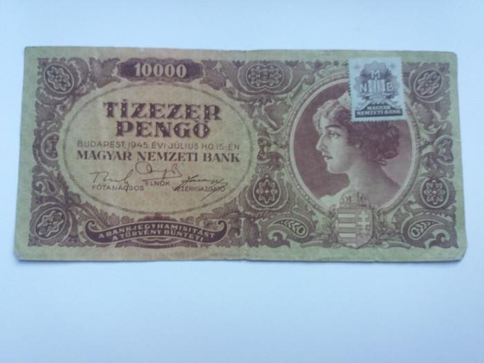 Ungaria 10000 pengo 1945