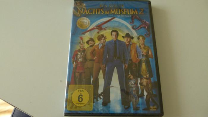 nachts im museum 2- dvd