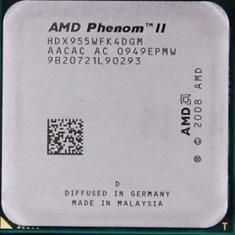Procesor AMD Phenom 2 Quad 3.2GHZ , 6Mb, AM 2+ AM3 Livrare gratuita!, Amd Phenom II, 4
