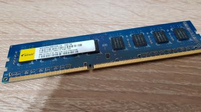 4GB DDR3 Desktop Brand Elixir,1x4GB,1333Mhz,PC3-10600,CL9 foto