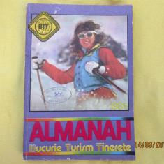 Almanahul BTT 1985.