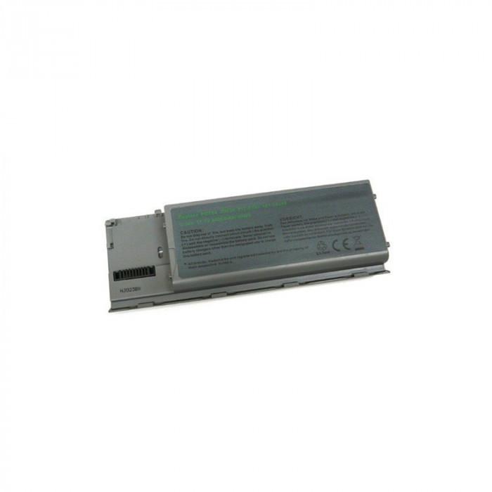 Acumulator pentru Dell Latitude D620-D630 - Precis Capacitate 4400 mAh