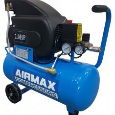 COMPRESOR DE AER 24 LITRI , 1.5 kW , AIRMAX, Compresoare cu piston