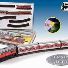 """Trenulet Electric Calatori """"Articulado"""", Pequetren"""
