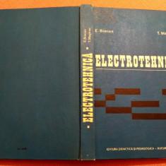 Electrotehnica. Pentru Subingineri  - E. Simion, T. Maghiar, Didactica si Pedagogica, 1981