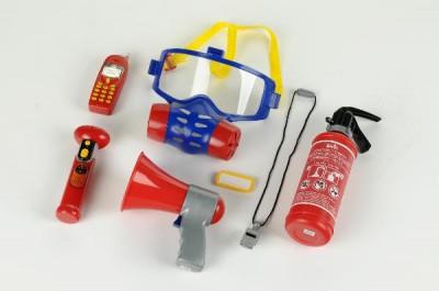 Set 7 Accesorii Pompier foto