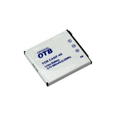 Baterie pentru Casio NP-60 Li-Ion foto
