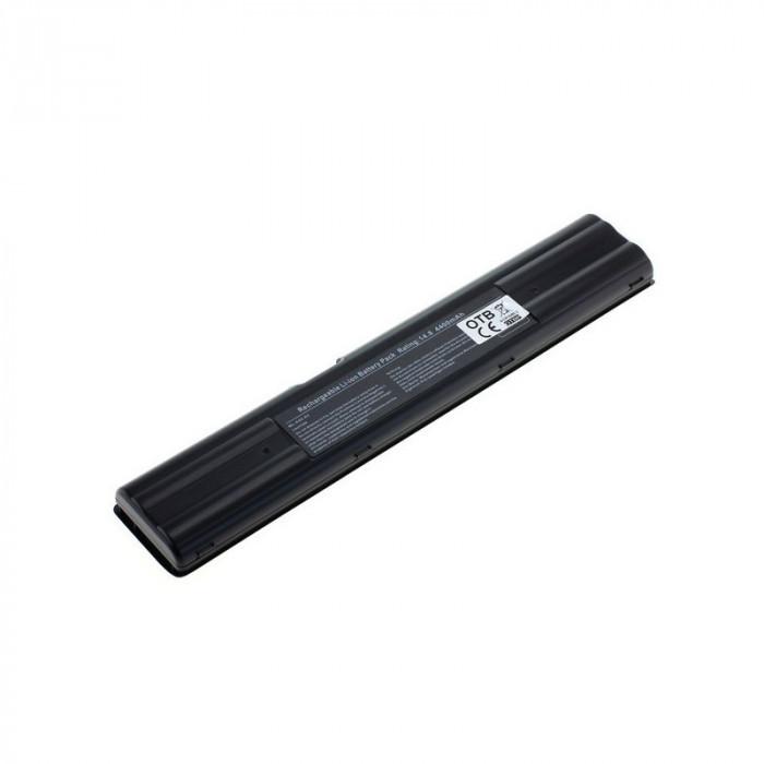 Acumulator pentru Asus A3/A3000/A6000 Capacitate 4400 mAh