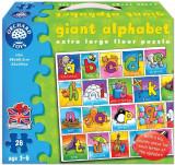 Puzzle Gigant De Podea In Limba Engleza Alfabetul (26 Piese) Giant Alphabet, orchard toys