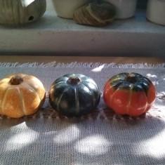 Decor Halloween - dovlecei ceramica - 7 lei bucata