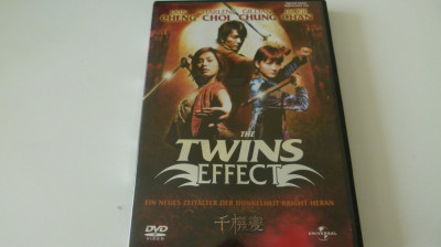 the twins effect - dvd foto