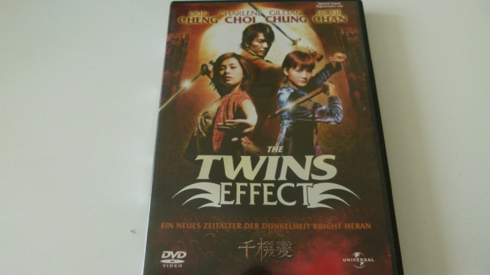 the twins effect - dvd