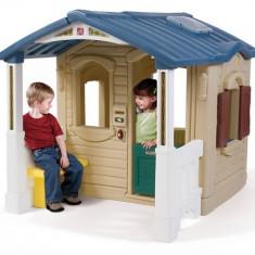 Casuta Cu Pridvor Naturally Playful Front Porch Playhouse
