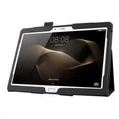 """Husa Tableta Huawei MediaPad M2 10.1"""" culoare neagra   TAB661"""