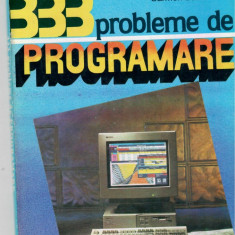 333 probleme de programare