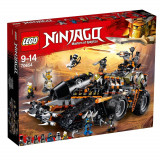 LEGO® Ninjago - Dieselnaut (70654)