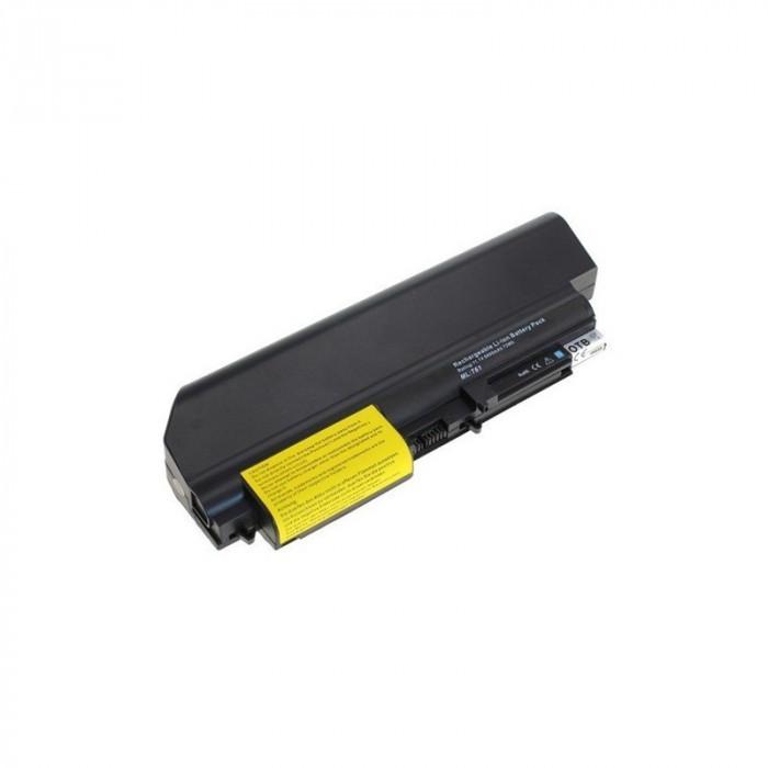 Acumulator pentru Lenovo ThinkPad T61/R61 14.1 660 Capacitate 6600 mAh