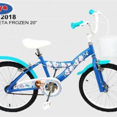 """Bicicleta 20"""" Frozen, Toimsa"""