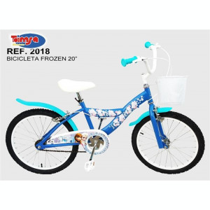 Bicicleta 20 Frozen