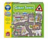 Puzzle Gigant De Podea Orasul (15 Piese) Giant Town Jigsaw, orchard toys