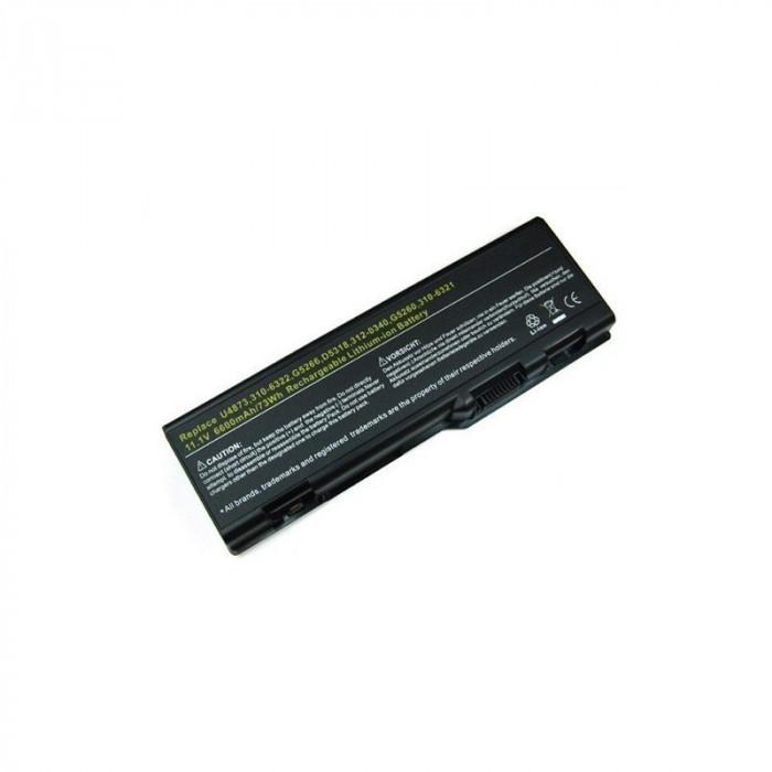 Acumulator pentru Dell Inspiron 6000 6600mAh Capacitate 6600 mAh