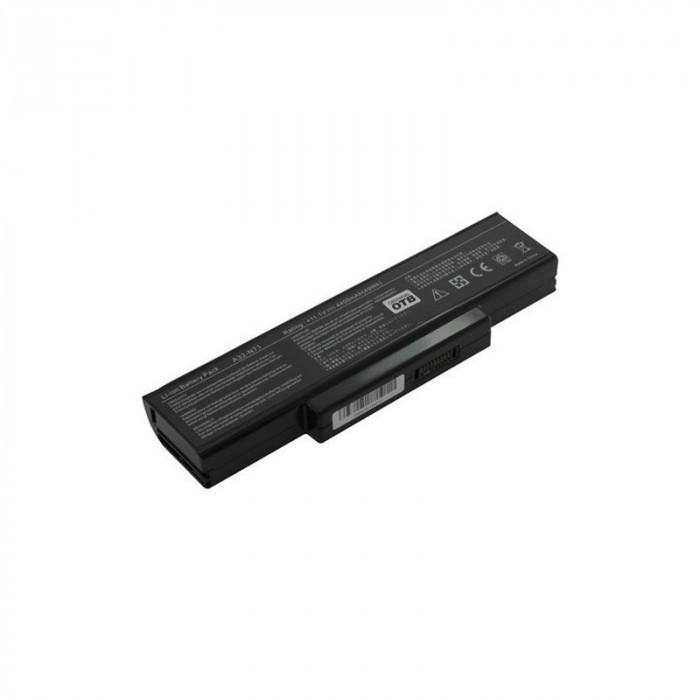 Acumulator pentru Asus K72 - K73 - N71 - N73 - X72 Capacitate 4400 mAh