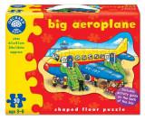 Puzzle De Podea Avion (30 Piese) Big Aeroplane, orchard toys